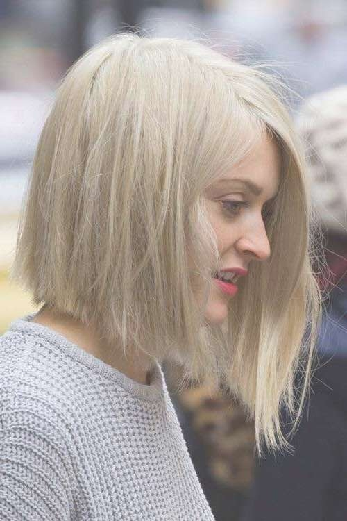 25 Short Medium Length Haircuts | Short Hairstyles 2016 – 2017 With Regard To Medium To Short Bob Haircuts (View 3 of 25)
