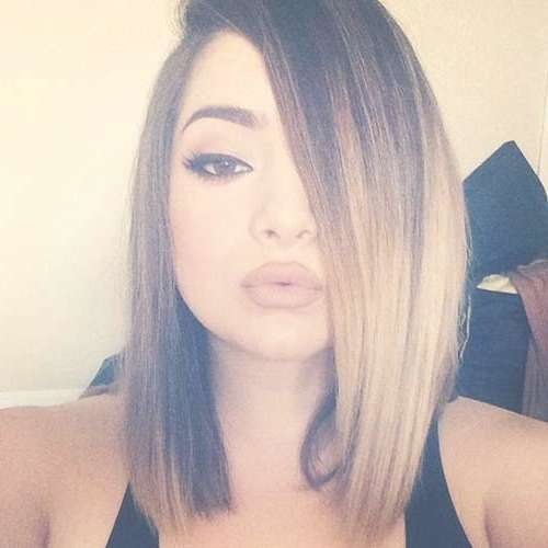 25 Straight Short Hairstyles 2014 – 2015 | Short Hairstyles 2016 In 2018 Medium Haircuts For Fine Straight Hair (View 24 of 25)