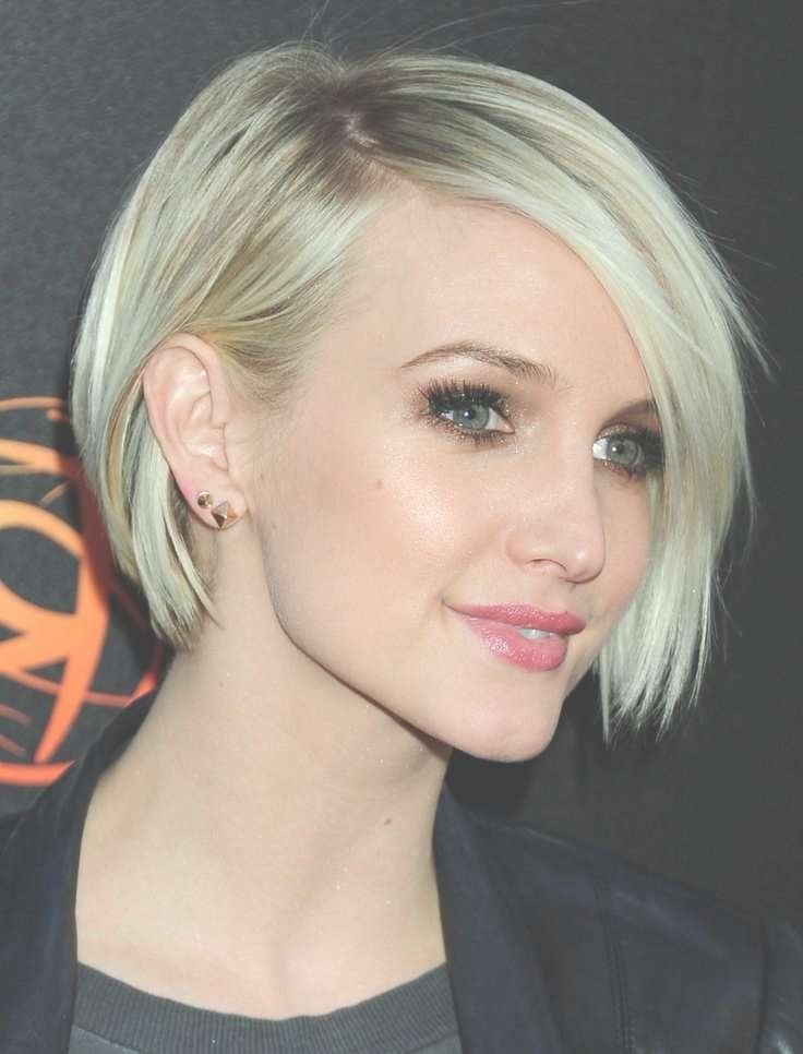 25 Stunning Ideas To Wear Earrings With Short Hair In 2018 Medium Haircuts For Studs (View 11 of 25)