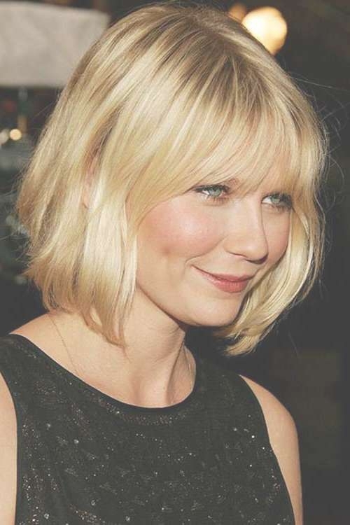 25 Top Celebrity Bob Hairstyles | Bob Hairstyles 2017 – Short With Celebrity Bob Haircuts (View 10 of 25)