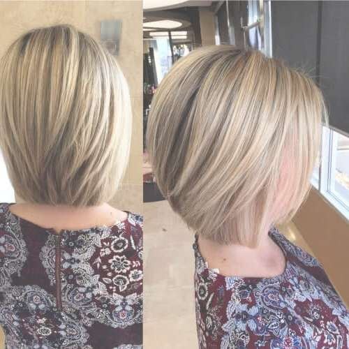 25 Top Short Bob Hairstyles & Haircuts For Women In 2018 For Short Bob Haircuts For Women (View 2 of 25)