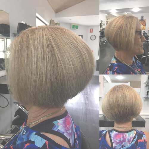 25 Top Short Bob Hairstyles & Haircuts For Women In 2018 With Bob Hairstyles For Short Hair (View 10 of 25)