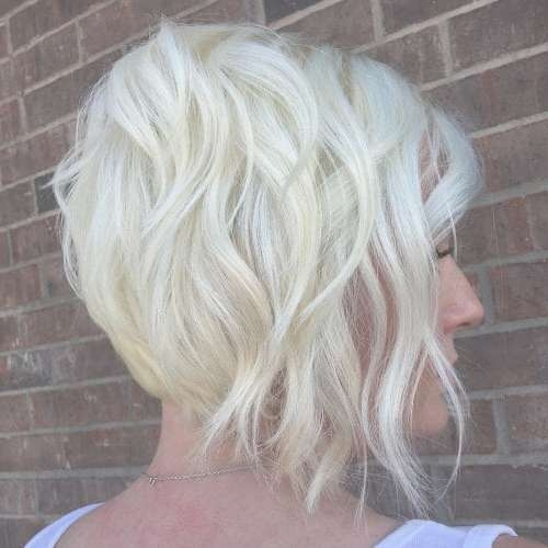 25 Top Short Bob Hairstyles & Haircuts For Women In 2018 With Regard To Bob Hairstyles For Women (View 11 of 25)