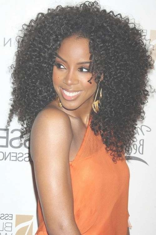 25 Trendy African American Hairstyles For 2018 – Hairstyles Weekly Pertaining To Most Up To Date Medium Haircuts For Black Curly Hair (View 13 of 25)