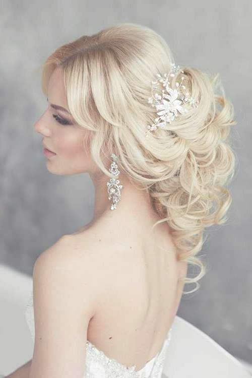 25+ Wedding Long Hairstyles | Long Hairstyles 2016 – 2017 With Regard To Most Current Long Hairstyle For Wedding (View 13 of 25)