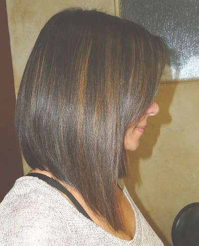 26 A Line Bob Hairstyles We Love | Styles Weekly For Line Bob Haircuts (View 9 of 25)