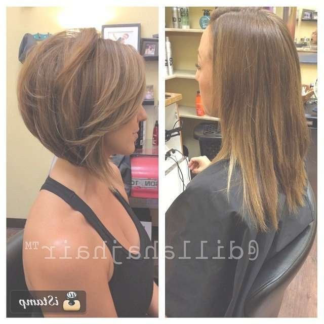 26 Best Short Bob Hairstyles For Women All The Time – Hairstyles Inside Bob Haircuts Makeover (View 6 of 25)