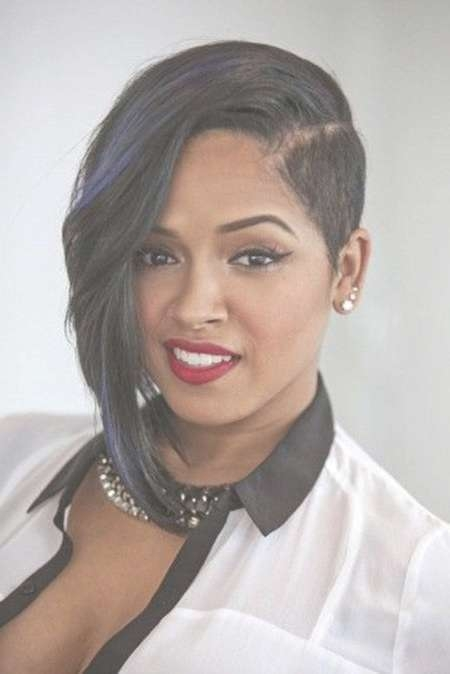 26 Cool Asymmetrical Bob Hairstyles | Styles Weekly Within One Side Longer Bob Haircuts (View 8 of 25)