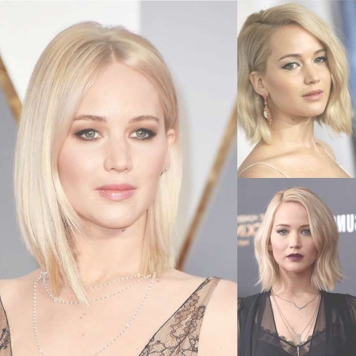 26+ Short Layered Bob Haircut Designs | Hairstyles | Design Trends Intended For Jennifer Lawrence Bob Haircuts Jennifer Lawrence (View 4 of 25)