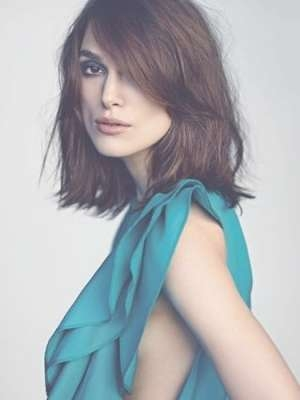 264 Best Keira Knightly Images On Pinterest | Faces, Good Looking With Regard To Newest Keira Knightley Medium Haircuts (View 24 of 25)