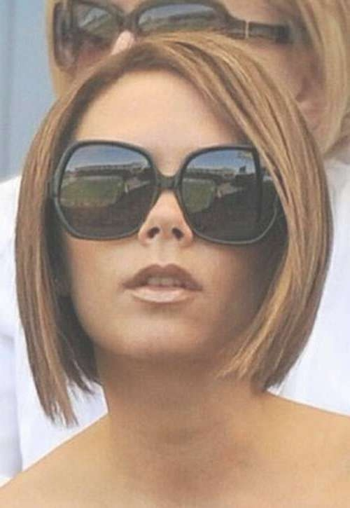 267 Best Hair's Looking At You Images On Pinterest | Hair Cut With Newest Victoria Beckham Medium Haircuts (View 4 of 25)