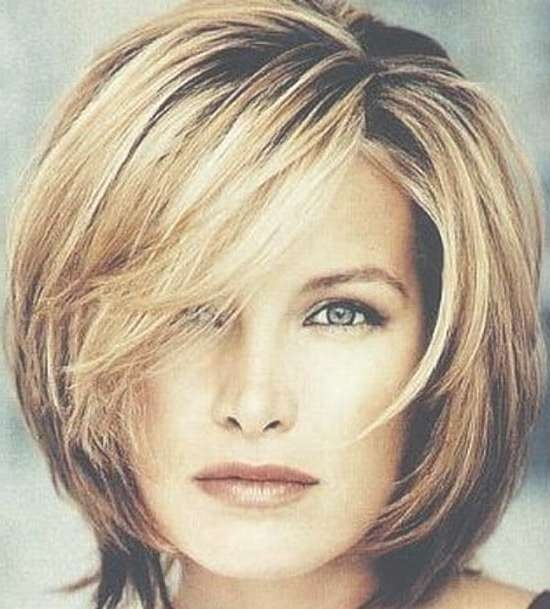 27 Fabulous Choppy Bob Hairstyles To Try Out Today For Uma Thurman Bob Haircuts (View 8 of 25)