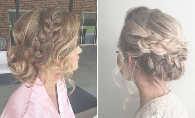 27 Gorgeous Prom Hairstyles For Long Hair | Stayglam Pertaining To Latest Long Prom Hairstyles (View 2 of 25)
