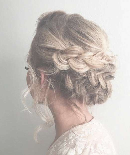 27 Gorgeous Prom Hairstyles For Long Hair | Stayglam Regarding 2018 Long Prom Hairstyles (View 3 of 25)