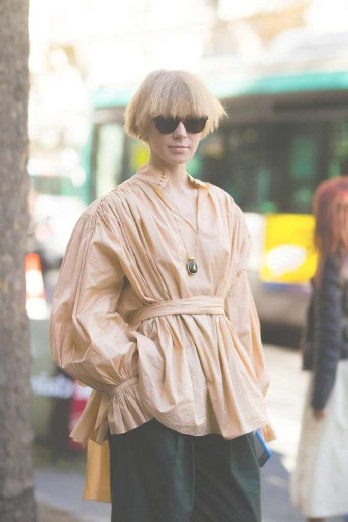 27 Modern Bob Haircuts For Fine Hair To Try Right Now With Modern Bob Haircuts (View 6 of 25)