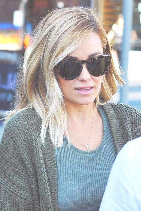 Image Gallery Of Lauren Conrad Medium Haircuts View 3 Of 25 Photos