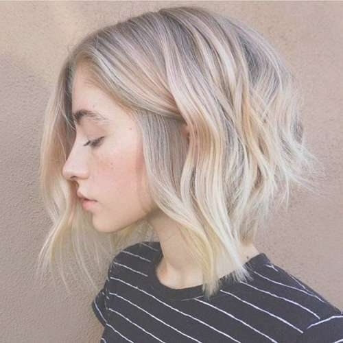 28 Hottest A Line Bob Haircuts You'll Want To Try In 2017 Inside Line Bob Haircuts (View 10 of 25)