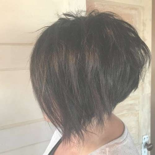 28 Hottest A Line Bob Haircuts You'll Want To Try In 2017 Throughout Line Bob Haircuts (View 19 of 25)