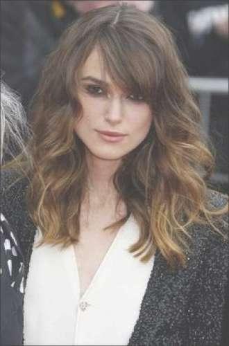 28 Omg Ombre Highlights For Shoulder Length Hair (Medium Length Regarding Newest Keira Knightley Medium Haircuts (View 14 of 25)