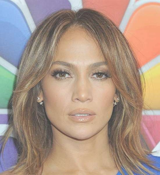 28 Trendy Medium Layered Hairstyles You Must Try Immediately! For Most Popular Jennifer Lopez Medium Haircuts (View 10 of 25)