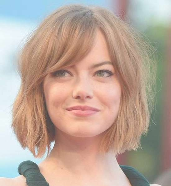 29 Best Blunt Bob Hairstyles You Must Try Immediately! Throughout Blunt Bob Hairstyles (View 4 of 25)