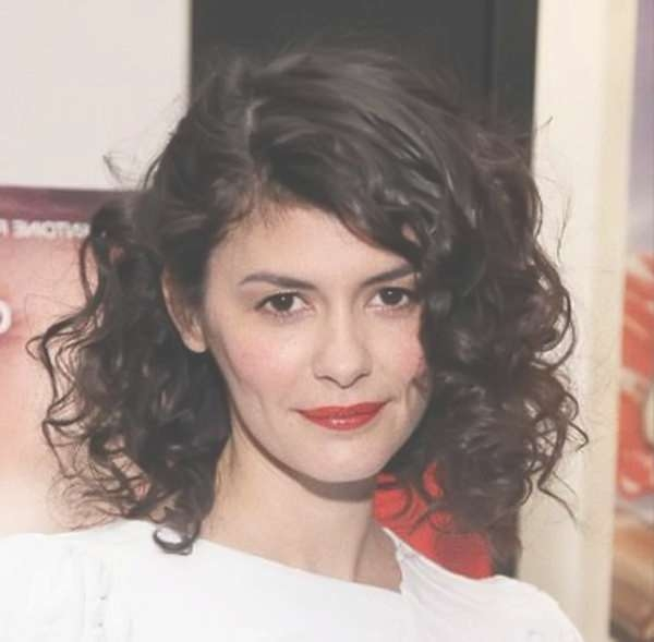 29 Best Haircuts Images On Pinterest | Short Films, Hair Cut And Intended For Most Recent Audrey Tautou Medium Haircuts (View 15 of 25)