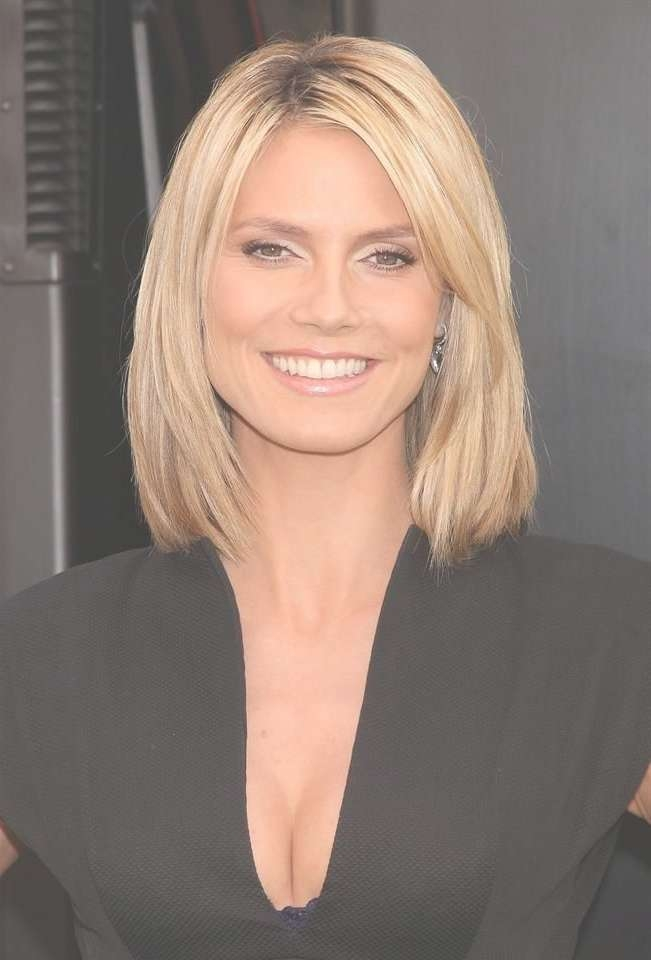 29 Best Heidi Klum Images On Pinterest | Hair Cut, Hair Ideas And With Regard To Most Up To Date Heidi Klum Medium Haircuts (View 6 of 25)