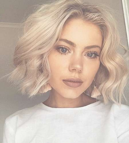 29 New Blunt Bob Haircuts 2017 | Bob Hairstyles 2017 – Short Throughout Blunt Bob Haircuts (View 15 of 25)