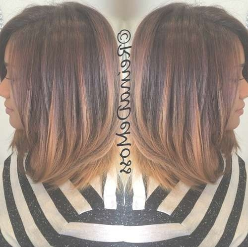 30 Amazing Medium Hairstyles For Women 2018 – Daily Mid Length Regarding 2018 Medium Hairstyles And Colors (View 19 of 25)