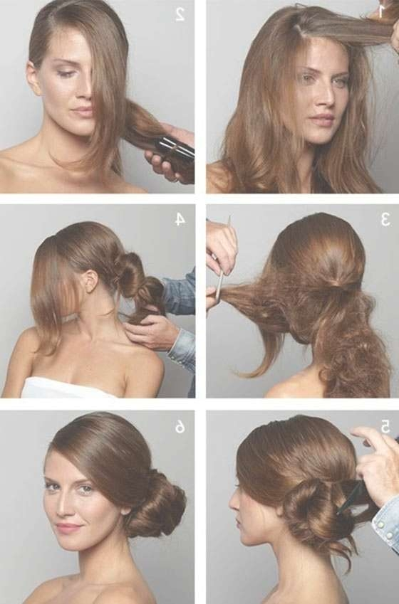 30 Awesome Hairstyles To Hide That Big Forehead Pertaining To Current Medium Hairstyles Covering Ears (View 15 of 15)