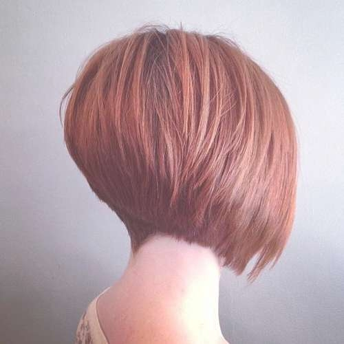 30 Beautiful And Classy Graduated Bob Haircuts Throughout Most Current Graduated Medium Haircuts (View 8 of 25)