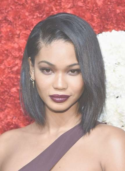 30 Best African American Hairstyles 2018 – Hottest Hair Ideas For In Best And Newest Medium Haircuts For African Women (View 24 of 25)