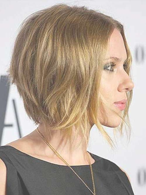 30 Best Asymmetrical Bob Hairstyles | Herinterest/ With Regard To Newest Asymmetrical Medium Haircuts (View 21 of 25)