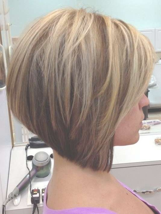 30 Best Bob Hairstyles For Short Hair – Popular Haircuts For Hairdos For Bob Haircuts (View 10 of 25)