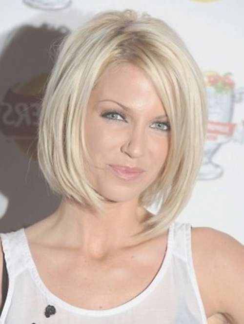 30 Best Bob Hairstyles For Short Hair – Popular Haircuts With Neck Length Bob Haircuts (View 8 of 25)
