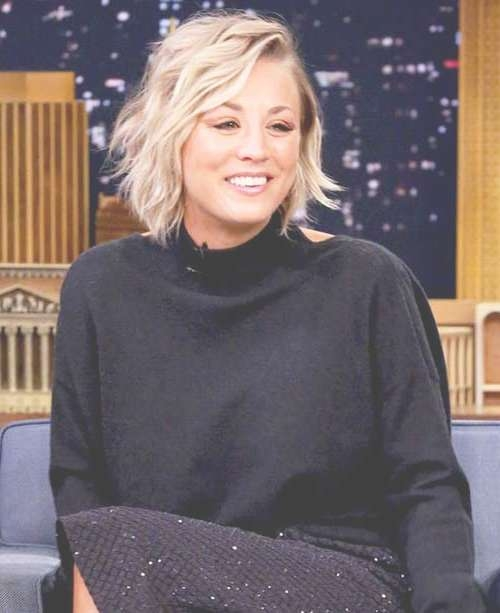 30 Best Short Hair Cuts For Women | Short Hairstyles 2016 – 2017 Throughout 2018 Kaley Cuoco New Medium Haircuts (View 21 of 25)