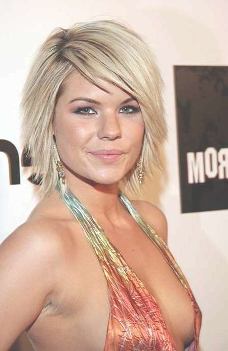 30 Best Short Hairstyles For Round Faces | Short Hairstyles 2016 Regarding Most Popular Flattering Medium Haircuts For Fat Faces (View 24 of 25)
