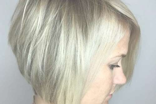 30 Hottest Short Layered Haircuts Right Now (Trending For 2018) In Short Layered Bob Hairstyles (View 20 of 25)