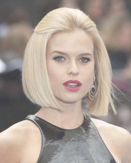 30 Incredibly Pretty Straight Hairstyles Pertaining To Straight Bob Hairstyles (View 4 of 25)