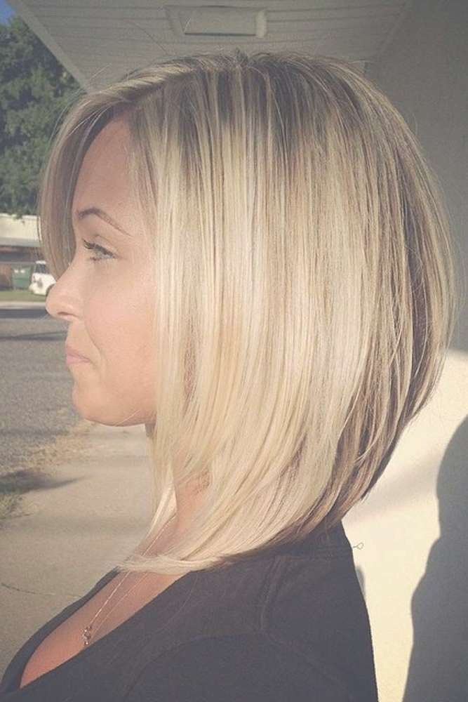 30 Inspiring Medium Bob Hairstyles – Mob Haircuts For 2018 Inside Most Popular Bob Medium Hairstyles (View 22 of 25)