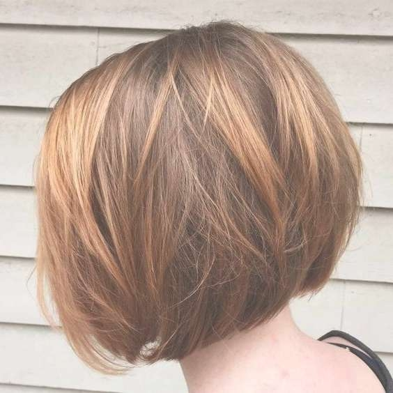 30 Layered Bob Haircuts For Weightless Textured Styles Pertaining To Layered Bob Haircuts (View 5 of 25)