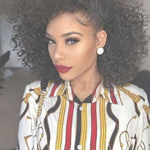30 New Black Girl Hairstyles | Long Hairstyles 2016 – 2017 In Recent Long Hairstyle For Black Ladies (View 25 of 25)
