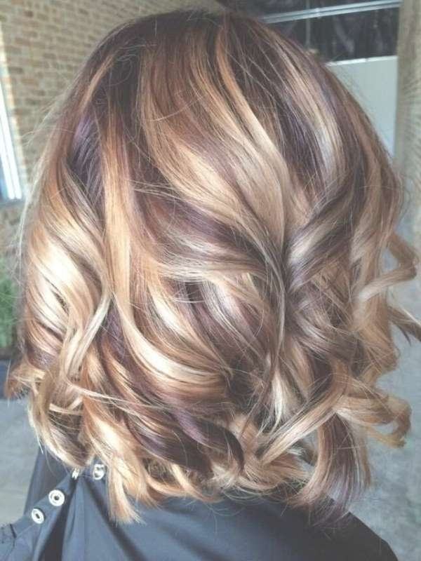 30 Of The Best Medium Length Hairstyles Inside Most Current Fall Medium Hairstyles (View 5 of 25)