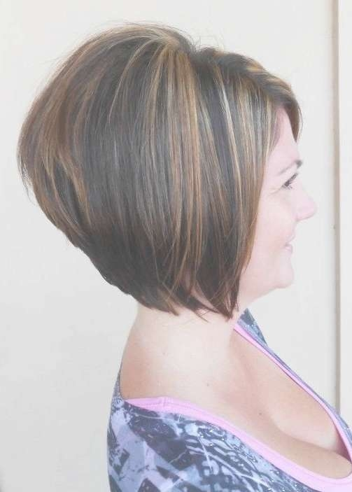 30 Stacked A Line Bob Haircuts You May Like – Pretty Designs Intended For Line Bob Haircuts (View 12 of 25)