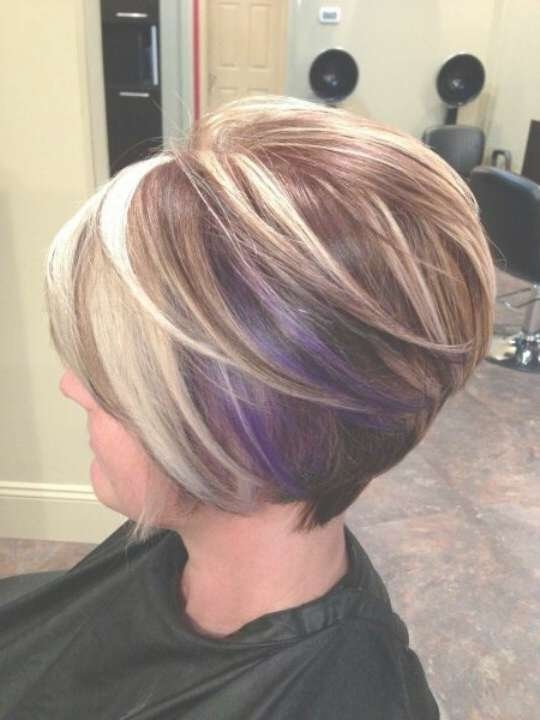 30 Stacked A Line Bob Haircuts You May Like – Pretty Designs Pertaining To Line Bob Haircuts (View 17 of 25)