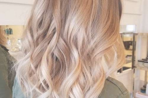 30 Stunning Medium Layered Haircuts (Updated For 2018) With Regard To Latest Layered Medium Hairstyles (View 22 of 25)