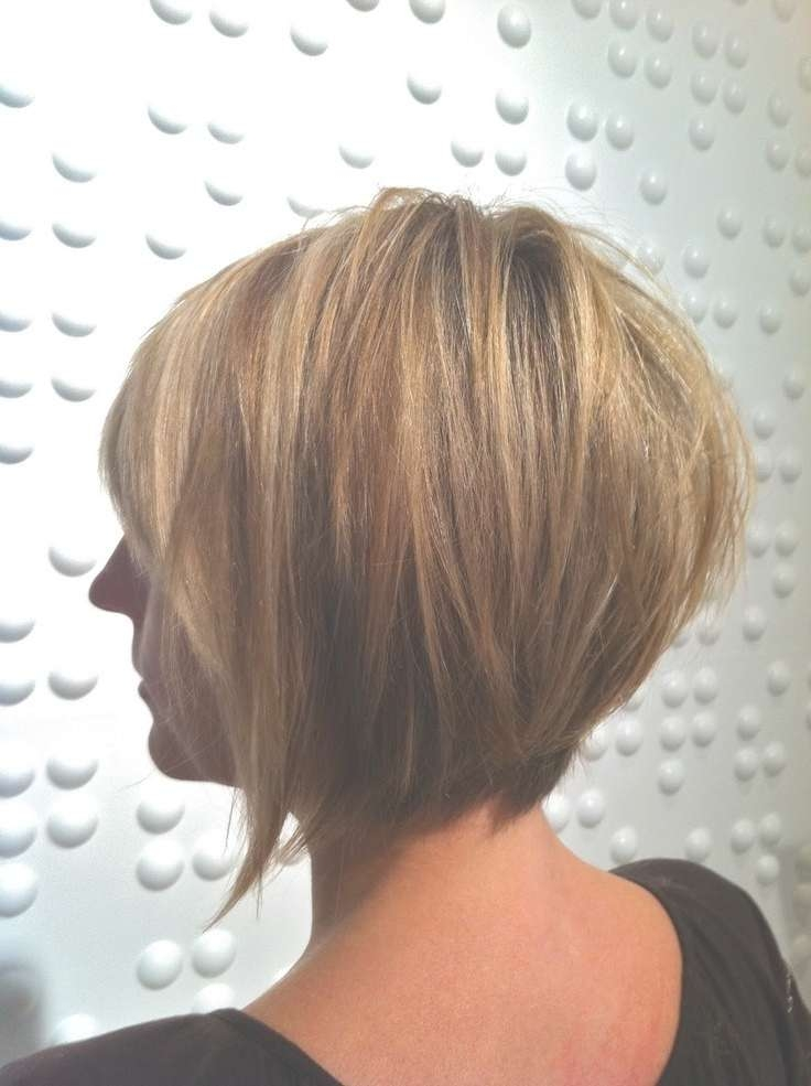 how to get a layered bob