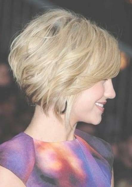 30 Super Hot Stacked Bob Haircuts: Short Hairstyles For Women 2018 With Regard To Bob Haircuts For Short Hair (View 21 of 25)