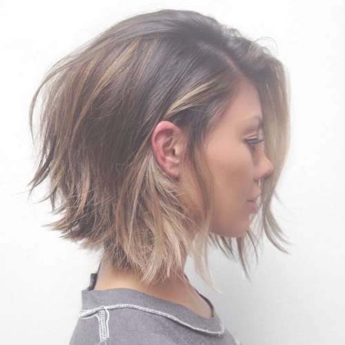 30Layered Bob Hairstyles So Hot We Want To Try All Of Them Pertaining To Bob Haircuts With Layers (View 5 of 25)
