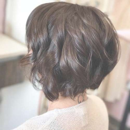 30Layered Bob Hairstyles So Hot We Want To Try All Of Them With Bob Haircuts With Layers (View 12 of 25)